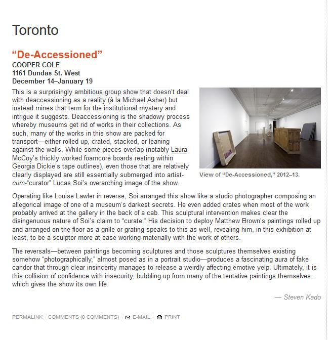 review-artforumonline-stevenkado2013