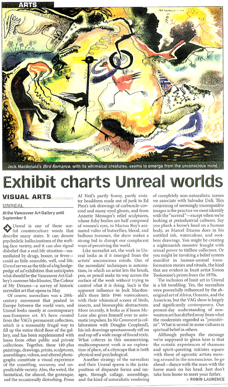 unreal-georgiastraight-review-2011